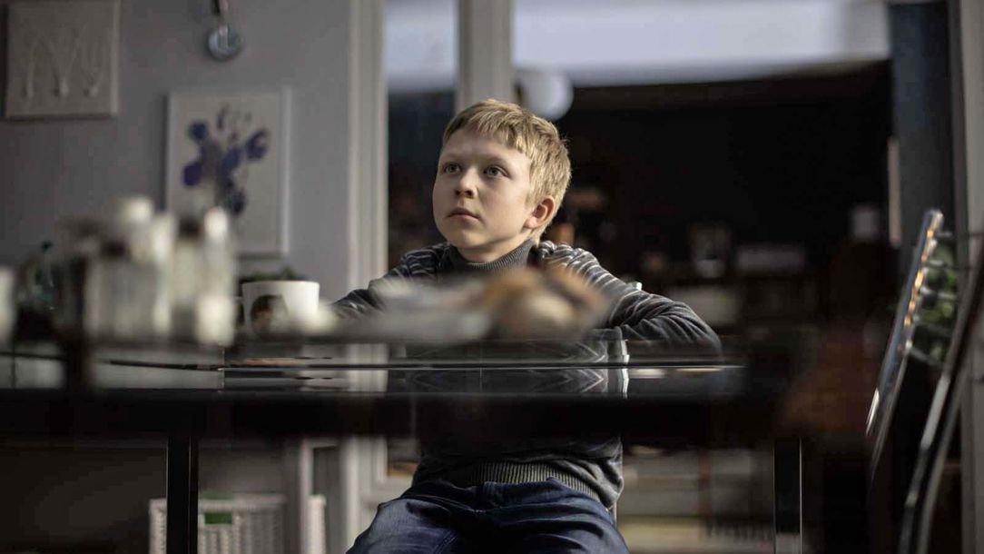 Matvey Novikov *** Local Caption *** Nelyubov, Loveless, Andrey Zvyagintsev, RUS/F/B/D, 2017, V'17, Spielfilme